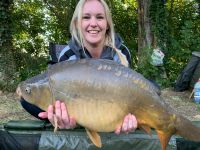 Marie's New WLR of 36.2lbs!